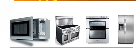appliance makes and models